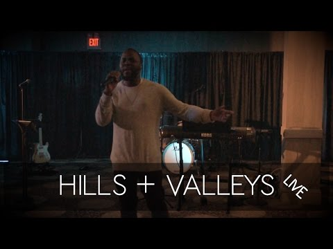 Tauren Wells - Hills and Valleys LIVE | Grant Smith (Cover)