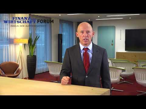 """FuW Forum """"Vision Bank - Vision Finanzplatz Schweiz #9"""" - Interview Dr. Patrik Gisel, Raiffeisen"""