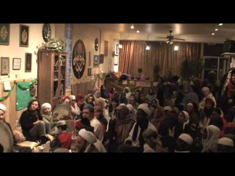 Mawlid an-Nabi 2009 at the Montreal Naqshbandi Sufi Center (Canada)