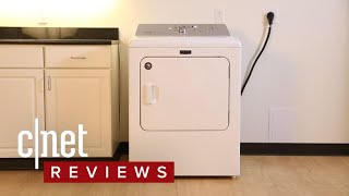 Maytag MEDB755DW dryer review