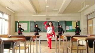 2011/1/26リリース、9thシングル「青春のセレナーデ」(Dance Shot Ver.)