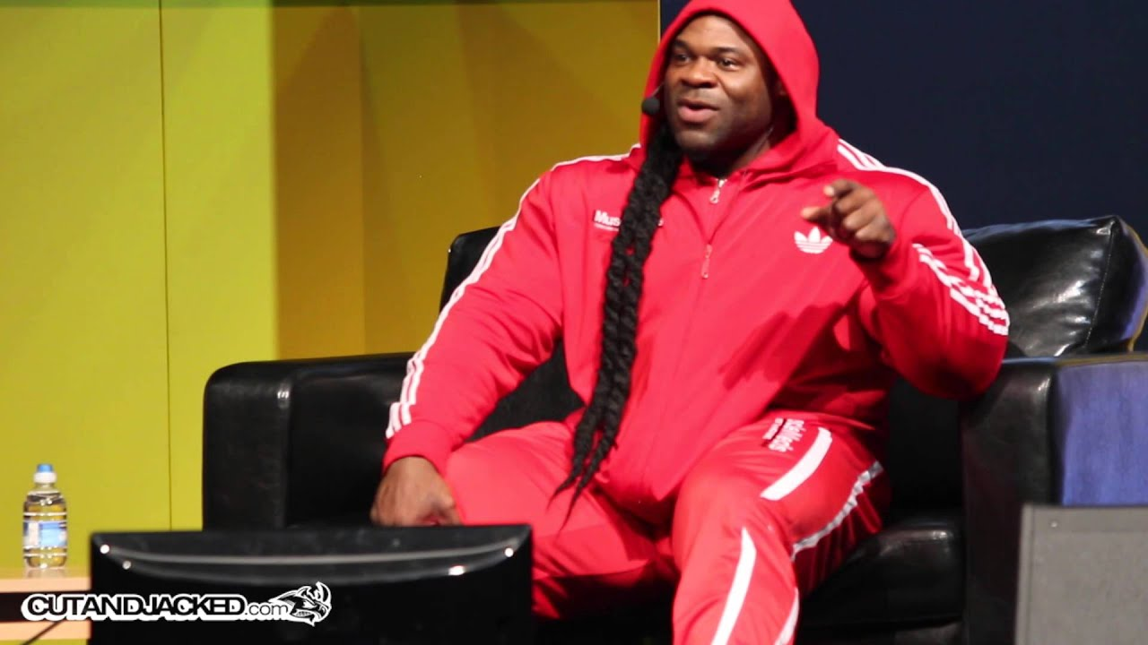 Kai greene is bodybuilding an art youtube for Kai greene painting