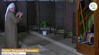 Khatm Taraweeh Ramadan 1442/2021