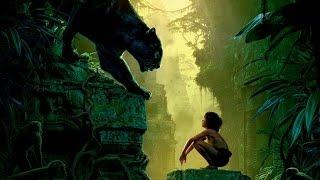 Книга джунглей (2016). Трейлер на русском HD.
