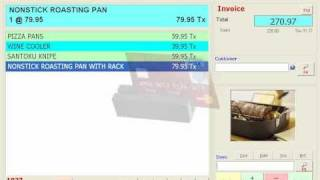 Intelligent card processing in ace retail pos