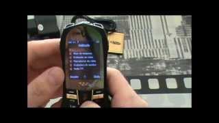 Telefono Movil de Diseño Coche en Forma de Lamborghini | Negro
