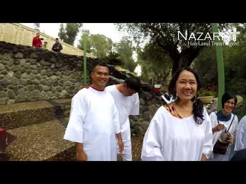 Nazaret Tour - Dokumentasi Holyland 12 Hari 22 Januari - 02 Februari 2018