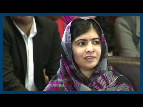 Islam and Education | Malala Yousafzai | Oxford Union