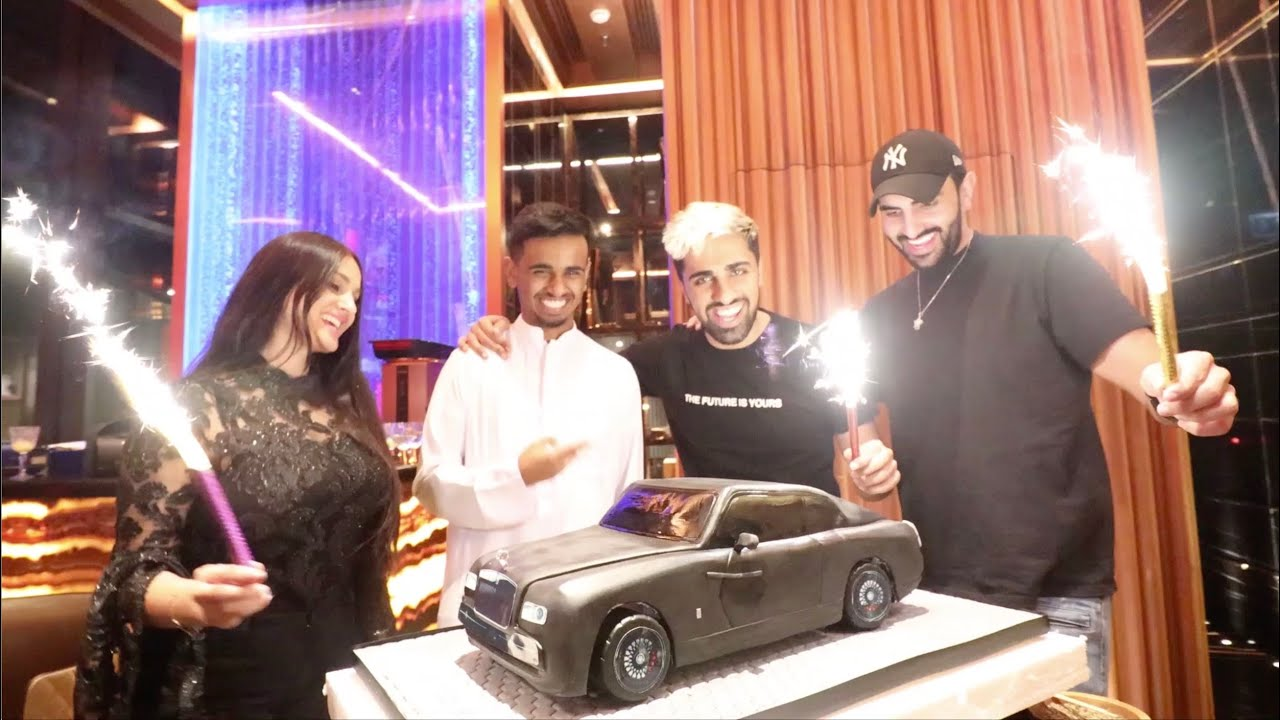 MY 19th BIRTHDAY $250,000 SURPRISE!!!