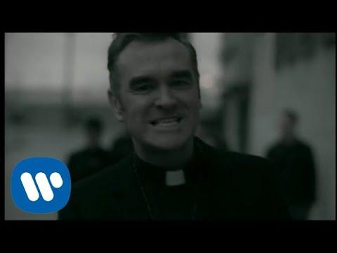 Morrissey - I Have Forgiven Jesus [Official Video]