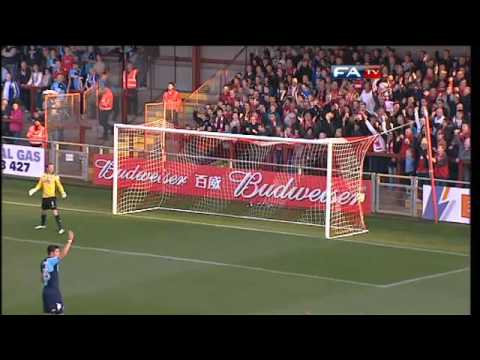 Download Fleetwood 2-0 Wycombe  | The FA Cup 1st Round 12/11/11