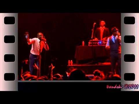 Mos Def & Talib Kweli are Black Star - LIVE @ Club Nokia, Los Angeles 12/15/2011