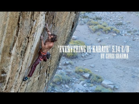 CHRIS SHARMA ON