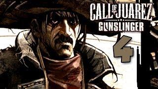 Call of Juarez: Gunslinger Deutsch - CURLY BILL - Part 4 - Let