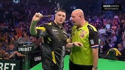 Best Match of Night 14: Daryl Gurney 8-5 Michael van Gerwen | FULL MATCH | Thursday Night Darts