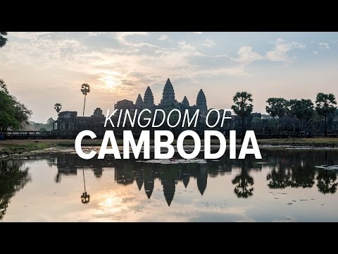 Kingdom of Cambodia - Travel from Phnom Penh to Siem Reap