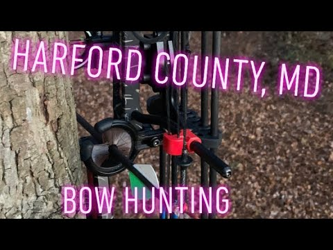 DOE DOWN, Bow Hunting Northern Harford County Maryland