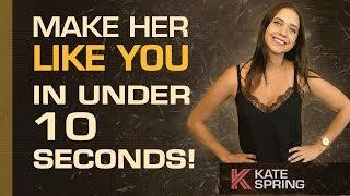 كيفية جعل امرأة مثلك في أقل من 10 ثوان