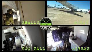 Lion Claws Tactical Challenge 747 Jumbo Jet Hostage Rescue