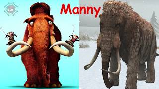 Ice Age In Real Life