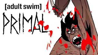 PRIMAL: When cartoons get violent