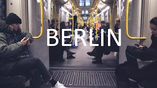 A foreign movie trailer / Panasonic Lumix GH5 / Berlin Germany