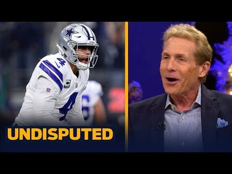 Skip Bayless reacts to the Dallas Cowboys clinching the NFC East in Week 16   NFL   UNDISPUTED