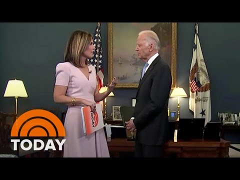 Joe Biden On The 2016 Presidential Candidates, His Feelings About Obama | TODAY
