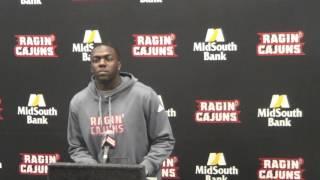 Savion Brown Talks Defense