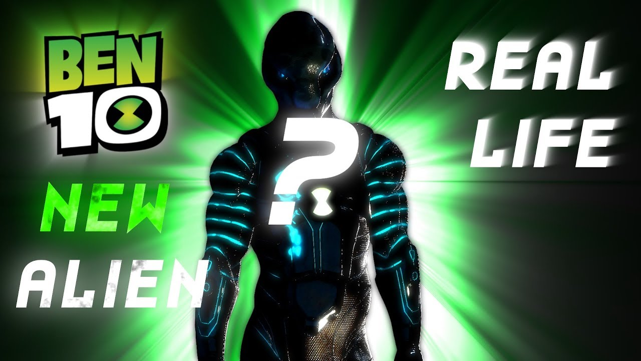 Ben 10 New Alien Transformation The Real Life Ben 10 Series Youtube