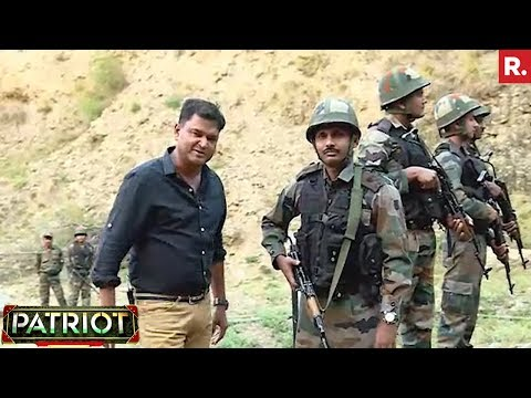 Major Gaurav Arya With Rashtriya Rifles | Patriot