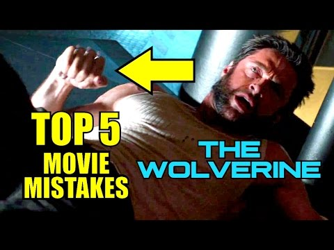 The Wolverine - Top 5 Movie Mistakes