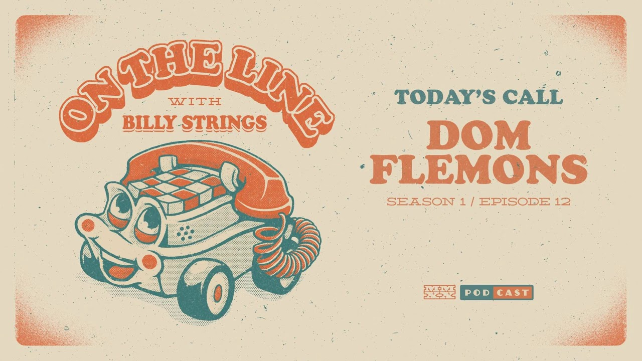 Dom Flemons On The Line with Billy Strings