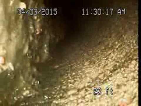 drain sanitaire au 135, 94 rue Puest