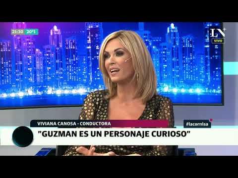 Viviana Canosa dijo que tiene objetivos políticos