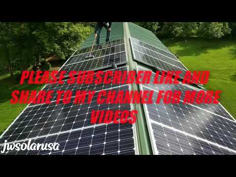HOW TO RUNS YOUR HOME SOLAR SYSTEM WITHOUT BATTERIES FULL VIDEO