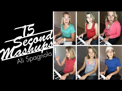 15 SECOND MASHUPS   Ali Spagnola Ep3