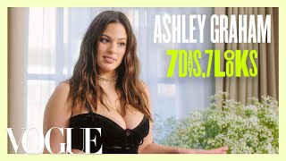Every Outfit Ashley Graham Wears in a Week | 7 Days, 7 Looks | Vogue
