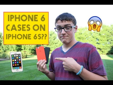 iPhone 6s: Will iPhone 6 Cases Fit?