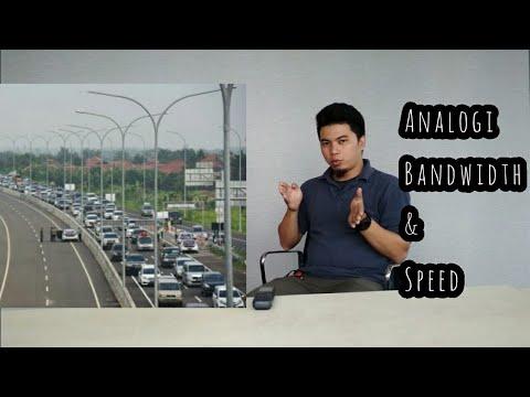 Apa yang dimaksud dengan bandwidth itu