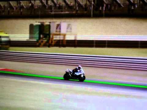marco macho melandri miller motor sport 2 laps + podio sbk generation