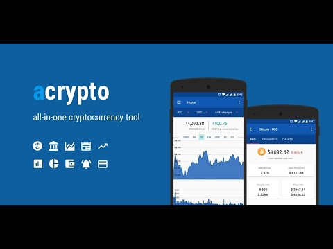 Bitcoin & Cryptocurrency Price Alerts And Portfolio Tracker