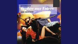 Orphée aux enfers, ACT 1, Deuxième tableau: l'Olympe: Gloire! gloire à Jupiter (Pluton / Les...