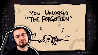THE BINDING OF ISAAC - Let's Unlock The Forgotten