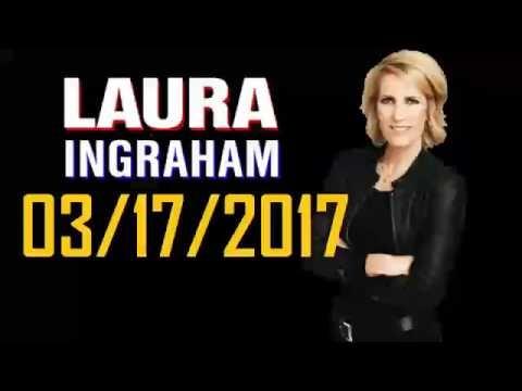 Laura Ingraham 3/17/17- U.S. District Court Judge Derrick Watson places Trump's new executive order