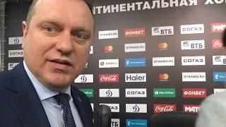 "Владимир Воробьев: Не опасался, что СКА отдаст очки ""Спартаку""!"
