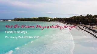 Grand Palladium Hotels & Resorts in Riviera Maya: Reopening (English)