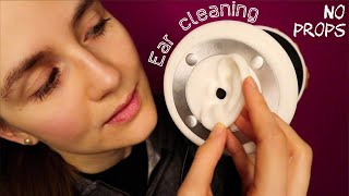 ASMR Ear Cleaning But There Are No Props