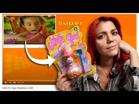 Ich kaufe ALLE Produkte aus der 2005 Super RTL Toggo Werbung!