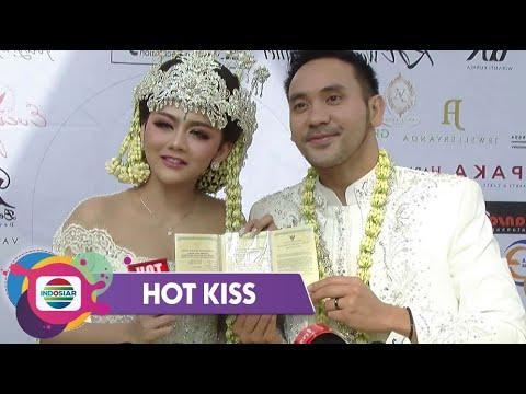 Resmi Menikah!! Jenita Dan Danu Ceritakan Momen Bahagia Di Pernikahannya!! Seperti Apa?! | Hot Kiss
